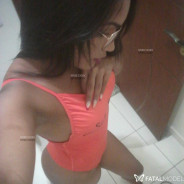 Travesti Manu local massage em Serra